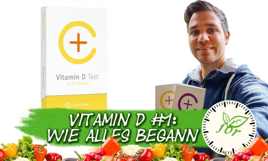 Vitamin D Selbstversuch