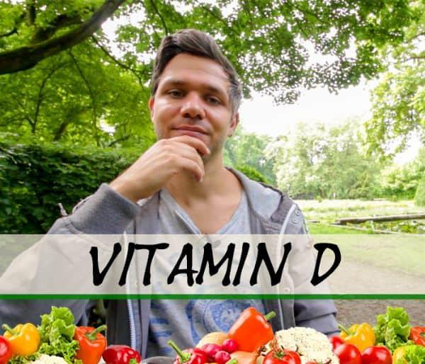 Vitamin D ohne Nahrungsergänzungsmittel