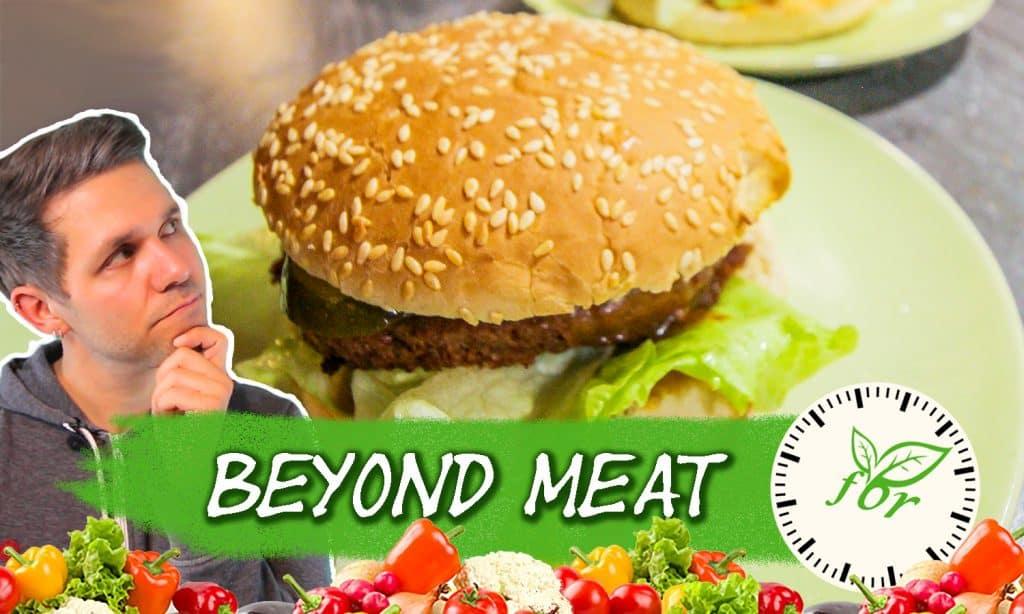 bester veganer burger