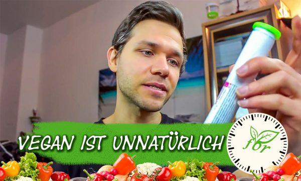 veganer und Nahrungsergänzungsmittel