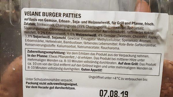 Lidl Next Lever Burger