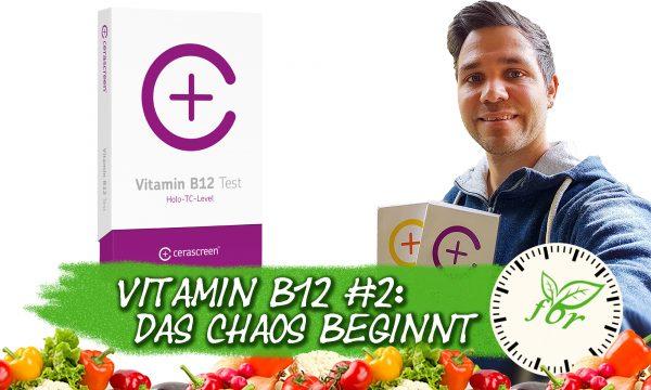 veganes Vitamin b12