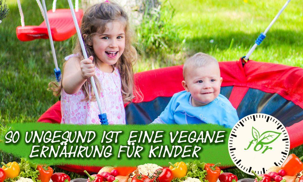 vegane Mangelernährung